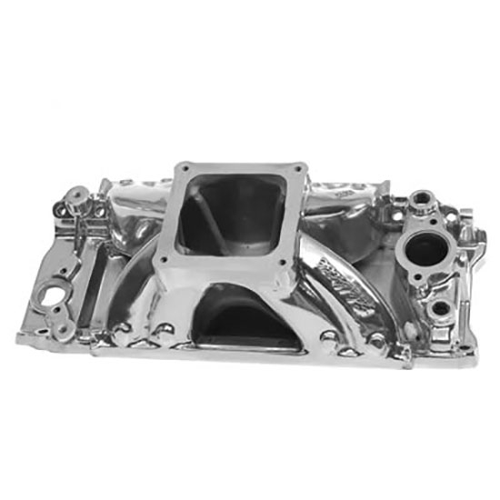 Edelbrock 29271 Victor Series Intake Manifold, Big Block Chevy