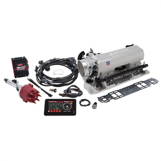 Edelbrock 3226 Pro-Flo 3 XT EFI System, S/B Chevy, Direct Port