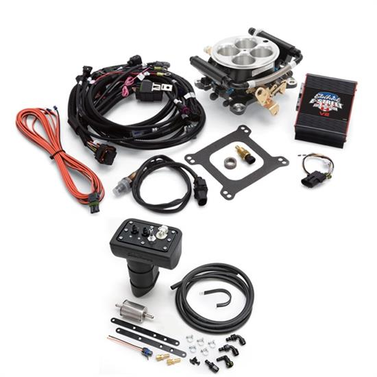 Edelbrock 36679 E-Street EFI Fuel Injection System