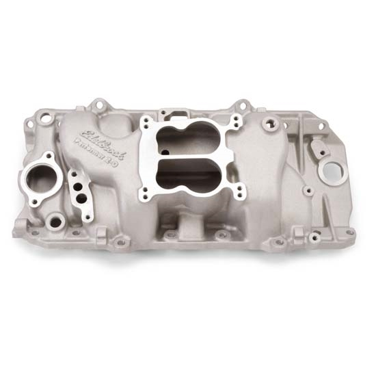 Edelbrock 3761 Performer 2-0 Intake Manifold, Big Block Chevy