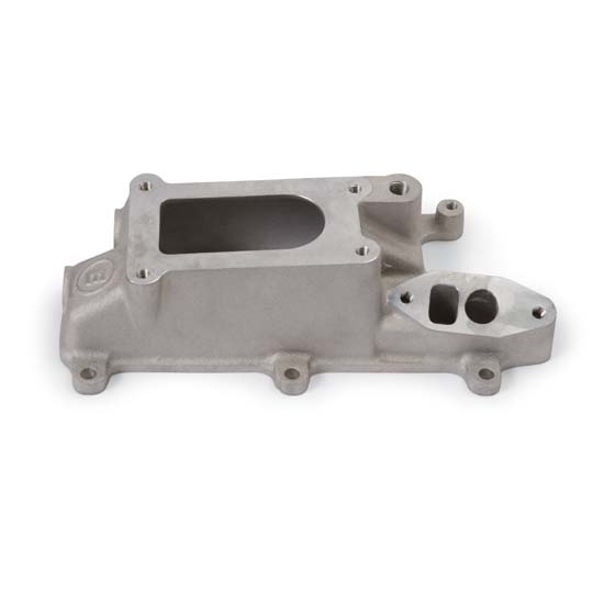 Edelbrock 3787 Performer Intake Manifold Top (EGR), For Base # 3785