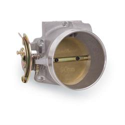 Edelbrock 38640 Victor LS Series Throttle Body Assembly, 90mm