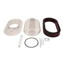 Edelbrock 41159 Cast Single Air Cleaner
