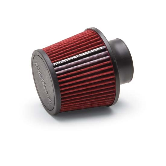 Edelbrock 43651 Pro-Flo Air Cleaner Element Air Filter, Cone, 6.5in.