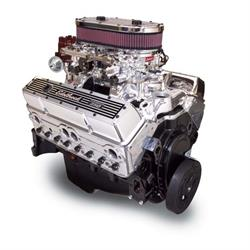Edelbrock 45014 Dual-Quad 9.0:1 Compression Performance Crate Engine