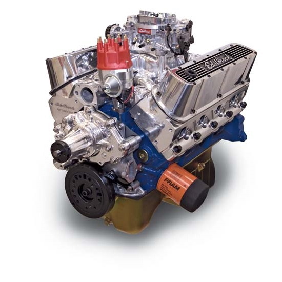 Edelbrock 45271 Performer RPM 9.9:1 Performance Crate Engine