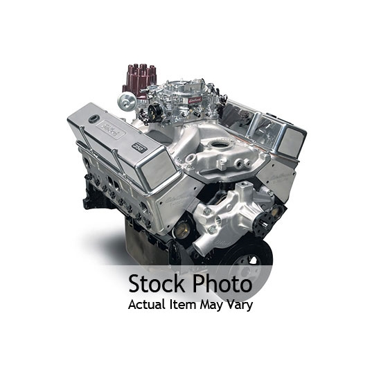 Edelbrock 45911 Performer RPM E-Tec 9.5:1 Performance Crate Engine