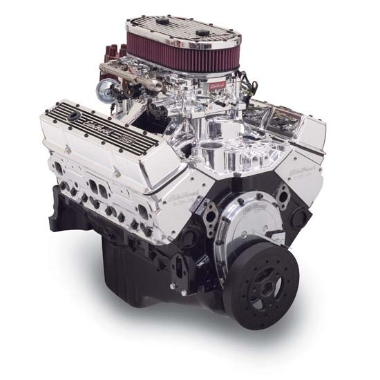 Edelbrock 46304 Performer HI-Torque 9.0:1 Performance Crate Engine
