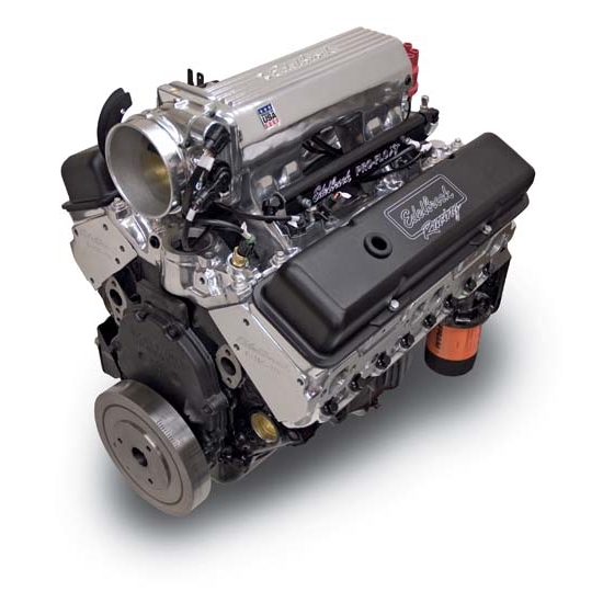 Dodge Crate Engines 5 9: Edelbrock 46381 Performer Pro-Flo XT EFI 9.5:1 Crate Engine