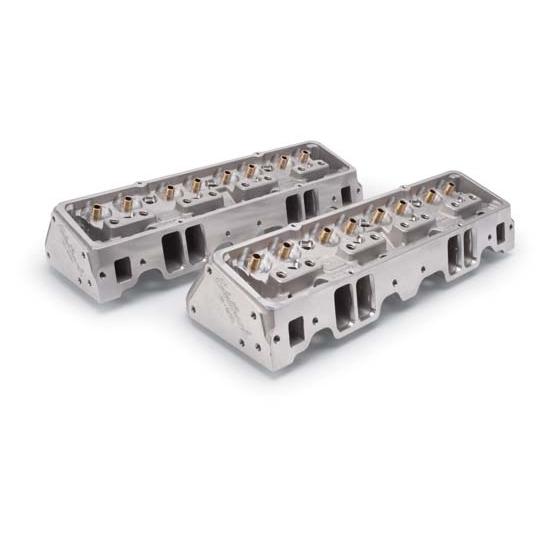 Edelbrock 5086 E-210 Cylinder Head, Aluminum, Small Block