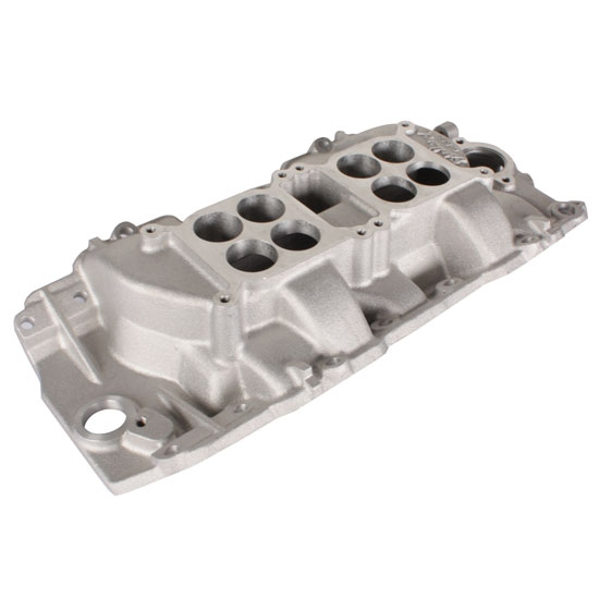 Edelbrock 5421 396-454 Chevy Dual Quad Intake Manifold