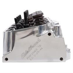 Edelbrock 604919 Performer High-Compression 454-O Cylinder Head, BBC