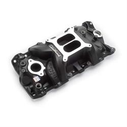 Edelbrock 71013 Performer RPM Intake Manifold, Small Block Chevy