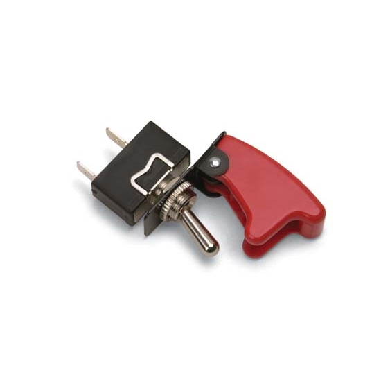 Edelbrock 72272 Toggle Switch, Red Safety Switch