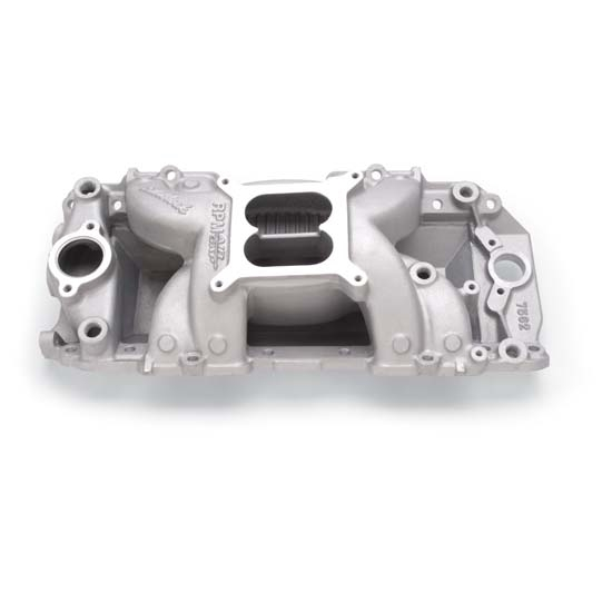 Edelbrock 7562 RPM Air-Gap 2-R Intake Manifold, Big Block Chevy