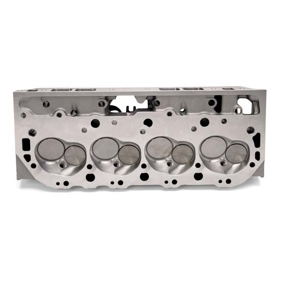 Ford 2 3 D Port Head: Edelbrock 77409 Victor 24 Deg. Rectangular Port Cylinder Head