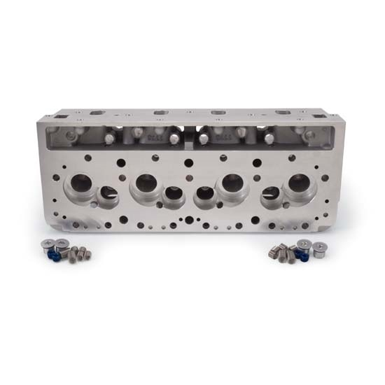 Edelbrock 777869 Victor SB2 Series Dirt Track Cylinder Head, Chevy