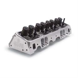 Edelbrock 79899 E-CNC 185 Cylinder Head, Bare, Small Block Chevy