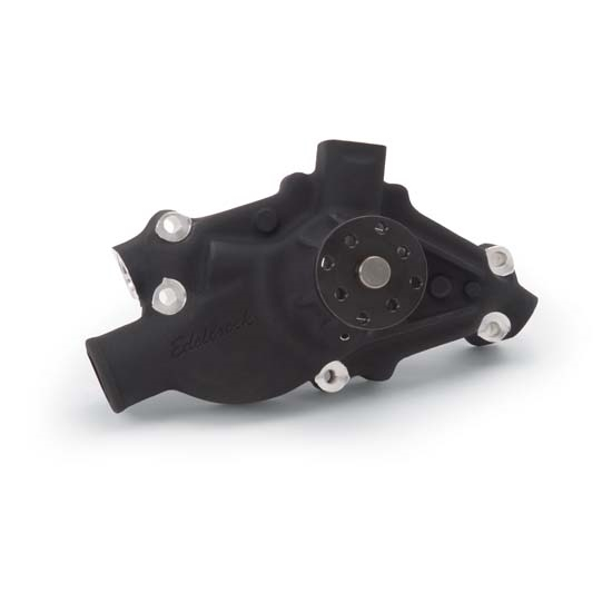 Edelbrock 8819 Victor Series Circle Track Mechanical Water Pump, SB
