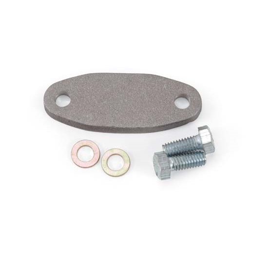 Edelbrock 8951 Performer Series Carburetor Choke Adapter, Oldsmobile