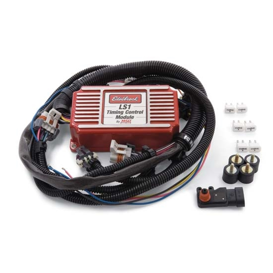 Edelbrock 91238 Timing Control Module, Chevy 5.7 LS1