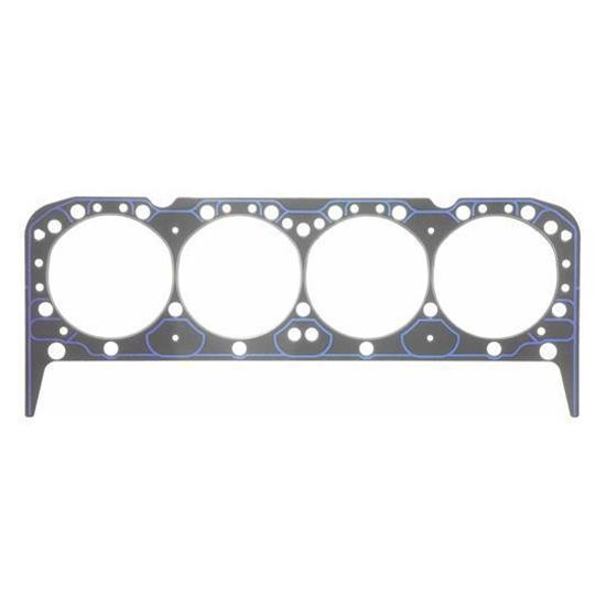 Fel-Pro P1010 S/B Chevy 265-400 Copper Ring Head Gasket 4.166 In. Bore
