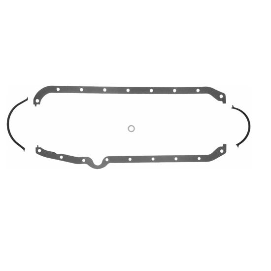 Fel-Pro Gaskets 1802 1957-1974 Small Block Chevy Oil Pan Gasket Set
