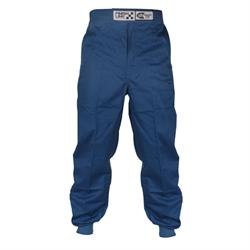 Finishline Qualifier Single Layer Racing Suit Pants SFI-1 Flame Retardant
