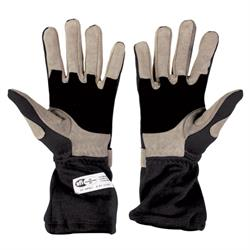 Finishline Driver Racing Suit Gloves Single Layer SFI-3.3/1 Leather