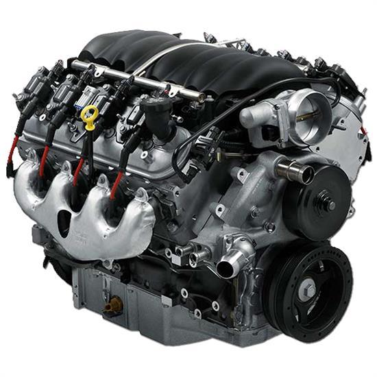 GM Performance 19301360 LS376/585 Engine, 525 HP