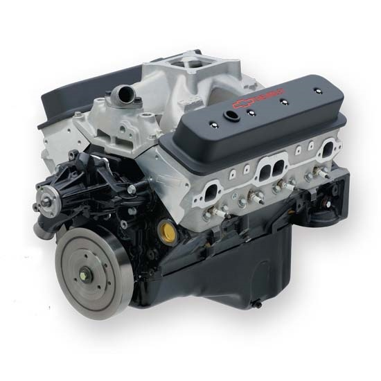 Chevrolet Performance 19332532 SP383 SBC 383/435 HP Crate Engine