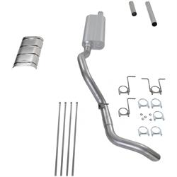 Flowmaster 17211 Force II Exhaust Kit, 1994-97 F-250/350