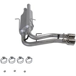 Flowmaster 17367 American Thunder Exhaust Kit, 1999-04 Lightning