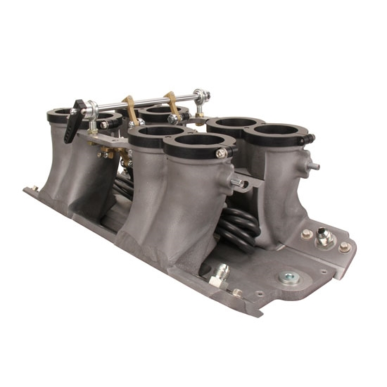 Hilborn 327C8NA Race Saver Mega Power Small Block Chevy