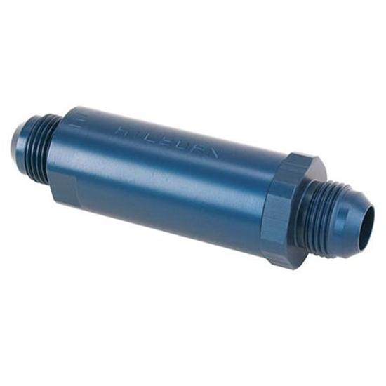 Hilborn Fuel Injection F1200-12/149 -12 AN Short Fuel Filter