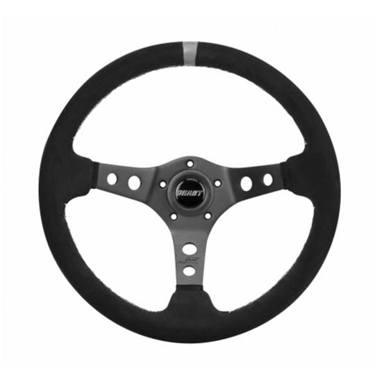 Grant 694 Performance and Race Steering Wheel, 13-3/4 Inch