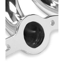 Flowtech 11706-7FLT Tight Fit Block Hugger Header, Stainless Steel