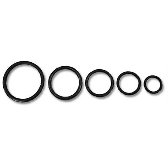 Earls 176016ERL Buna N O-Ring, Fitting Size 16, Package Of 5