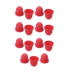 Earls 179208ERL Plastic Plugs, Size -8, Set of 15