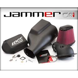 Edge Products 18185 Jammer Cold Air Intake Kit, 08-10 Powerstroke 6.4L