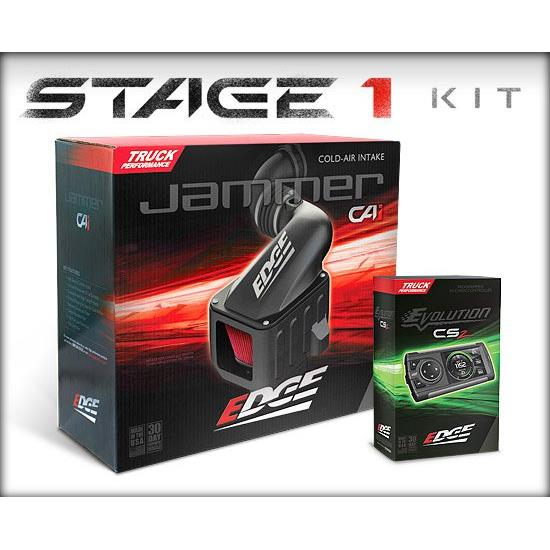 Edge 19000 Stage 1 Intake/Programmer Kit, 99-03 Ford 7.3L Powerstroke