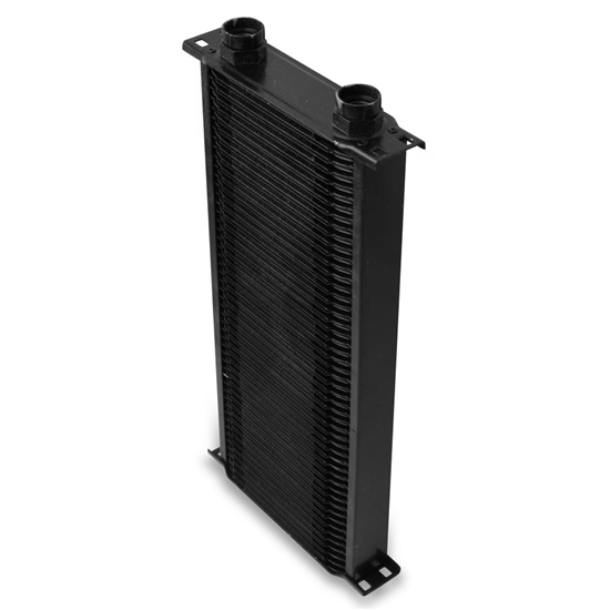 Earls 24200AERL 42 Row Oil Cooler Core, Black