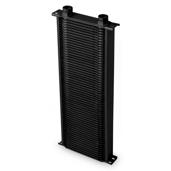 Earls 26000AERL 60 Row Oil Cooler Core, Black