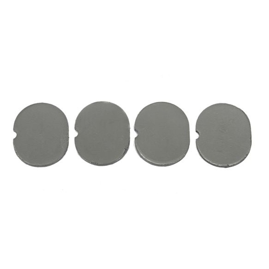 Earls 29D04A2ERL Replacement Insert Set, BB Ford, Uncut Centers