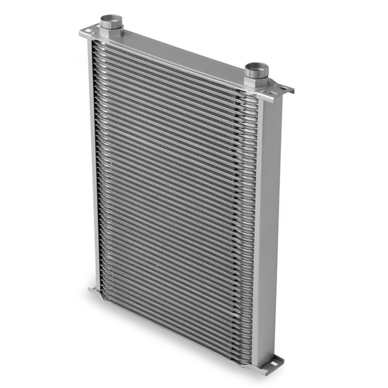 Earls 45000ERL 50 Row Oil Cooler Core, Grey