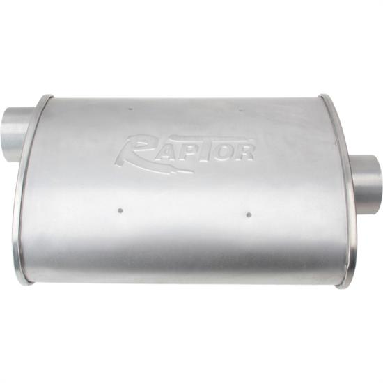 Flowtech 50052FLT Raptor Turbo Performance Muffler