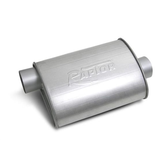 Flowtech 50054FLT Raptor Turbo Performance Muffler