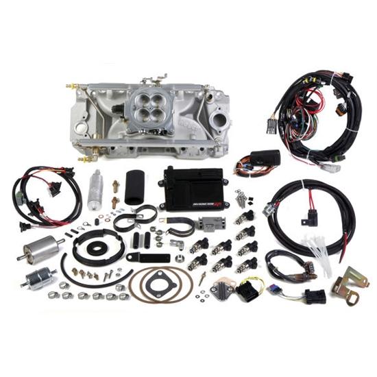 Chevys Lincoln Ne >> Holley 550-836 Avenger EFI 4bbl Multi-Port Fuel Injection ...
