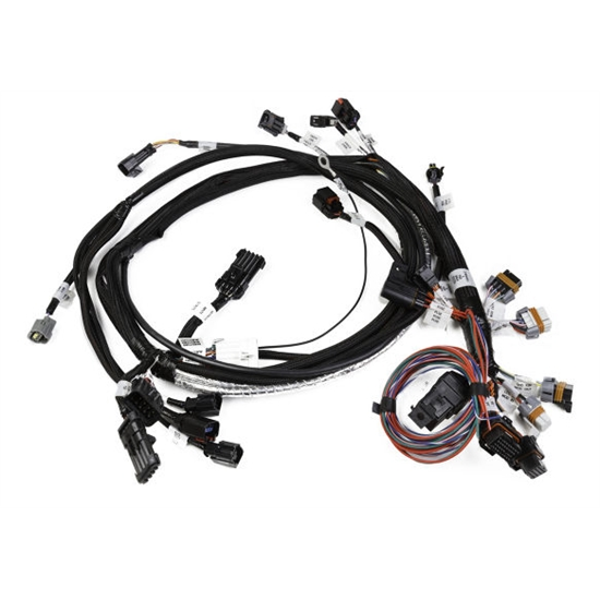 Holley 558 106 Gen Iii Hemi Main Harness For Early Crank