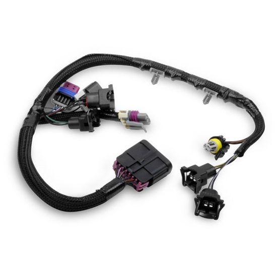 holley 558-415 replacement throttle body wiring harness throttle body wiring harness